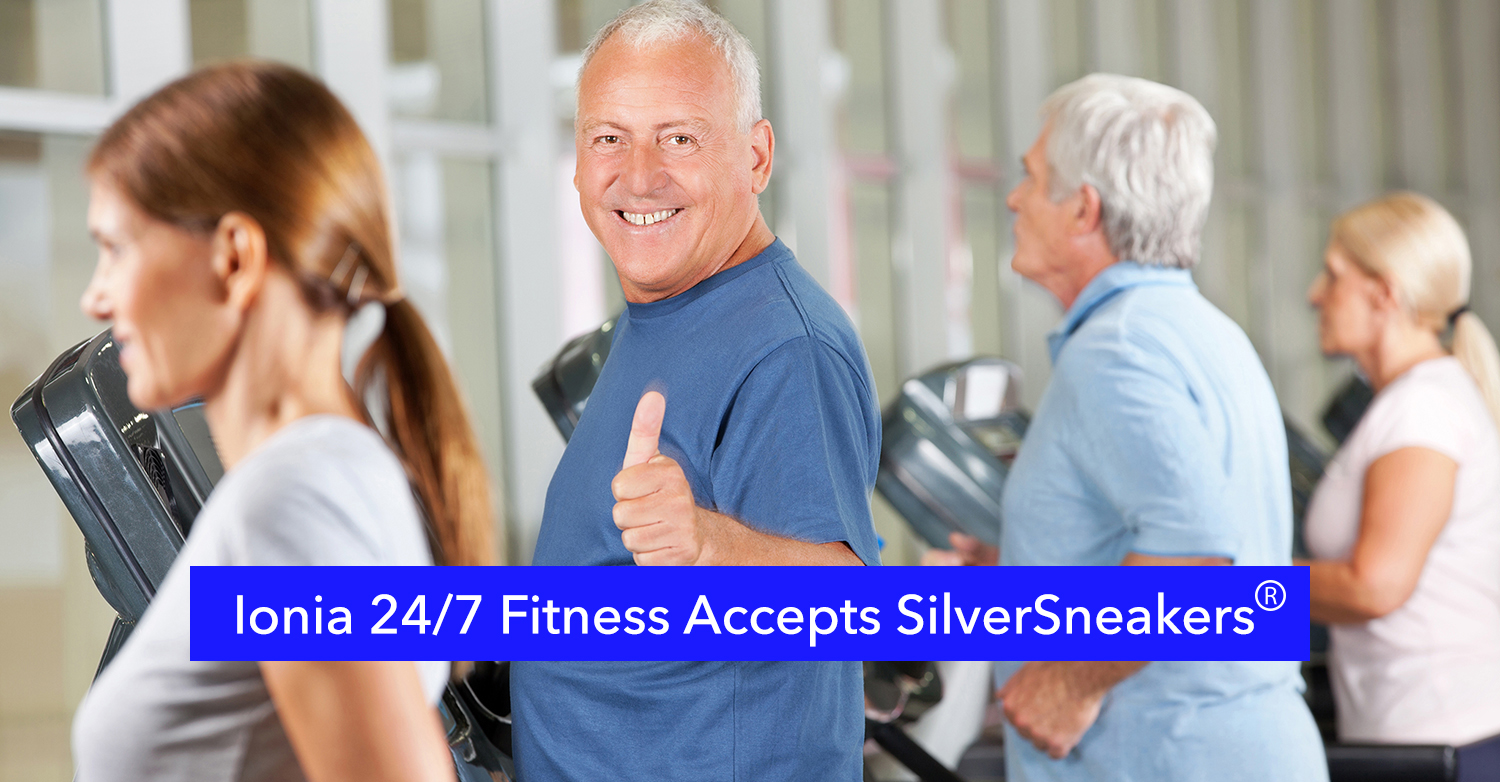 SIlverSneakers Authorized Fitness Center